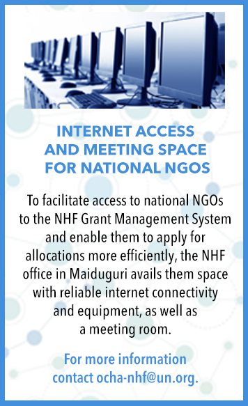 NHF Cyber Cafe for NNGOs