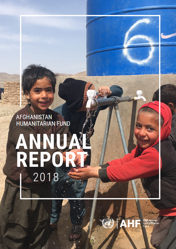 Afghanistan Humanitarian Fund Annual Report 2018