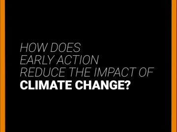 How Does Early Action Reduce the Impact of Climate Change? video thumbnail