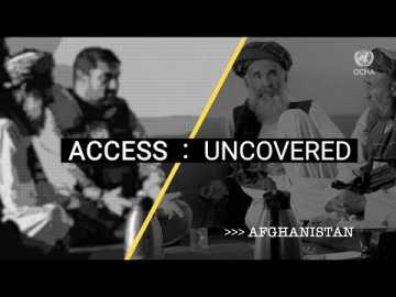 Afghanistan Access Uncovered YouTube video