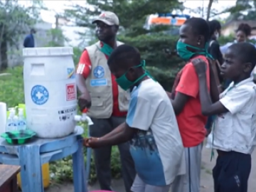 Fonds Humanitaire, Centre Hope YouTube video