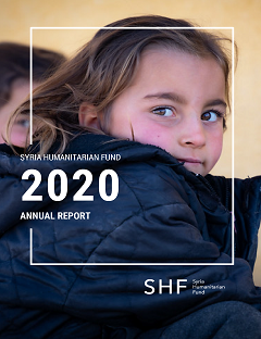 Syria HF 2020 Annual Report Cover