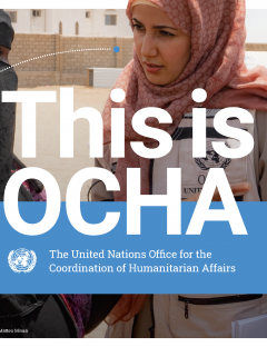 OCHA brochure cover