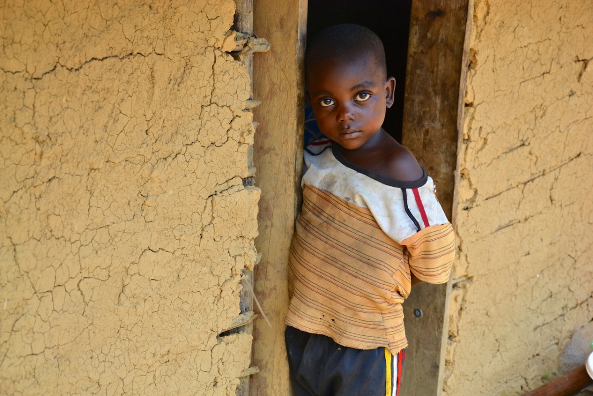 DRC: Through thick and thin to help people in need ...