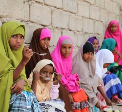 Aid agencies warn that Somalia is at risk of sliding back into a severe food crisis in the coming months. Credit: WFP/Laila Ali