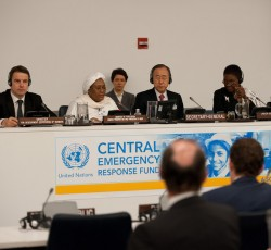 CERF High Level Conference, 16 December 2011