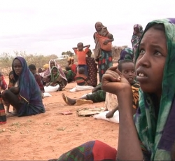 More than twelve million people - in Kenya, Ethiopia, Somalia and Djibouti - are in dire need of help, and the situation is getting worse. Photo: OCHA