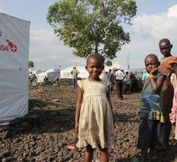 Cholera is endemic in Eastern DRC where every year thousands of cases are recorded. So far in 2013, Katanga Province tops the list with over 12,600 cases. Considering the recurrence, long term investment in water, health and sanitation is needed in DRC to stem the disease. Credit: OCHA/Gemma Cortes
