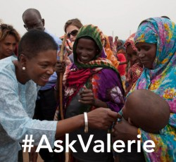 Live Twitterview with Humanitarian Chief Valerie Amos
