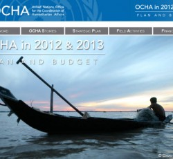 OCHA in 2012-13 Reader Survey