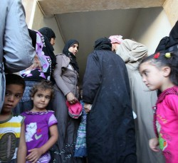 Syrian refugees in Lebanon's Bekaa Valley. Credit: UNHCR/S. Malkawi