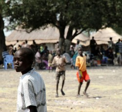 South Sudan: Following months of violence that has forced more than 1 million people to flee their homes, aid agencies are now warning that millions of South Sudanese may soon face a food crisis. Credit: OCHA