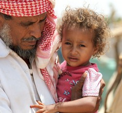 2012, Yemen: As world leaders gather for the 68th UN General Assembly, the Humanitarian Coordinator for Yemen has warned that recent political progress in the country could fail unless pervasive humanitarian needs are addressed. Credit: Yemen Humanitarian Communication Network
